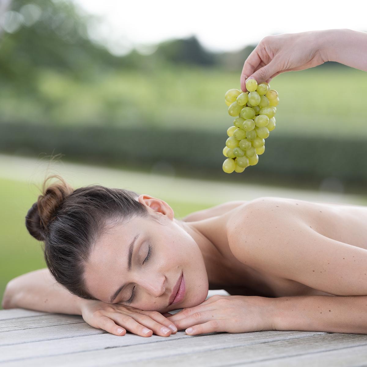 Spa Cadeaubon: 100% druiven-ritueel